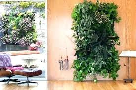indoor wall garden. Wall Planters Indoor Plant Baskets Astonishing Living For Your Modern Home With Garden