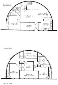 EPlans Country House Plan U2013 Earth Berm Home With Styleu2013 1480 Earth Contact Home Plans