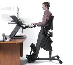 leaning chair standing desk beautiful image of stand up office and no casters