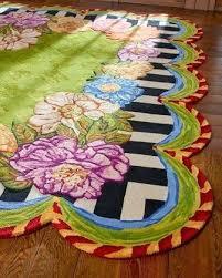 mackenzie childs rugs rug runner
