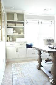 home office makeovers. Home Office Makeovers Neutral White And Gold Makeover With Youtube