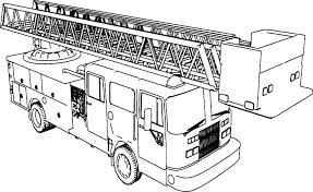 Fire Truck Coloring Page Firetruck Coloring Page Firetruck Coloring