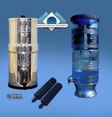 berkey water filter. The Unique Berkey Water Filter Berkey R