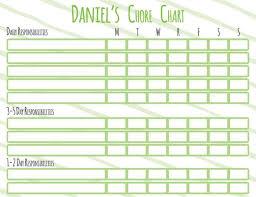 5 Day Reward Chart Chore Chart Reward Chart Editable Pdf Printable Instant Download Multiple Kids Children Responsibility Home Organization Allowance