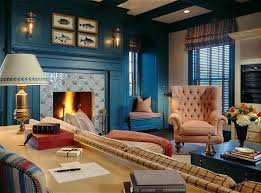 navy blue living room. View In Gallery Blue Navy Living Room