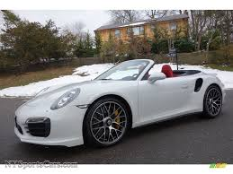 porsche 911 turbo 2014 red. white blackcarrera red natural leather porsche 911 turbo s cabriolet 2014