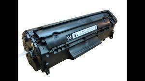Инструкция по заправке <b>картриджа</b> HP Q2612A для <b>HP LaserJet</b> ...