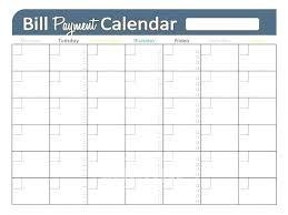Bill Payment Organizer Template Printable Bill Organizer Template Download Them Or Print