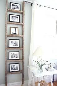 old ladder shelf antique wooden decorating with a vintage rustic shelves ikea uk old ladder shelf