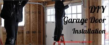 garage door installation diyDIY Garage Door Installation  St Louis Garage Door Pros