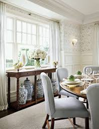 alexa hton dining room round dining room tables architectural digest