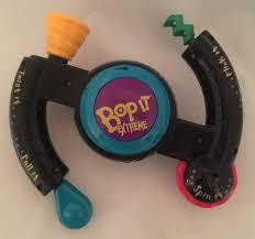 Bop it extreme toys