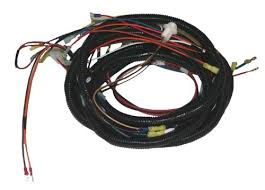 wiring harness club car ds deluxe wire harness fits 1995 up