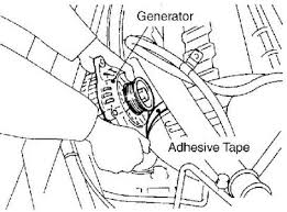 mitsubishi diamante removing alternator from car not you didn t said if your engine its dohc or sohc that s why i m including both pictures