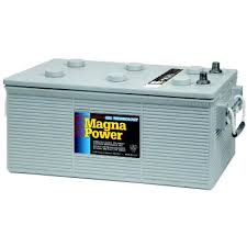 Magna Power Battery Chart Magna Power Bci Group 8d Deep Cycle Dual Purpose Starting Cycling Starting Heavy Duty Battery