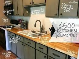 kitchen countertop ideas on a budget best kitchen ideas on for affordable design 8 kitchen