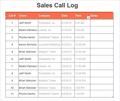 contact spreadsheet template call excel daily sales report template excel free awesome sales call