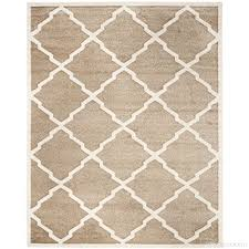 safavieh amherst collection amt421s wheat and beige indoor outdoor area rug 9 x 12 b00nc2a814