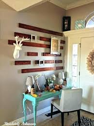 porch wall decor colorful in back art front patio ideas outside unique decorating o