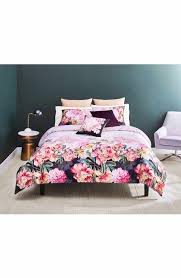 ted baker london painted posie duvet cover sham set