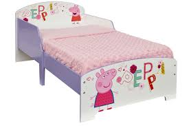 Peppa Pig Bedroom Accessories Peppa Pig Mdf Toddler Bed