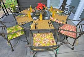 patio seat cushions to enlarge patio seat cushions
