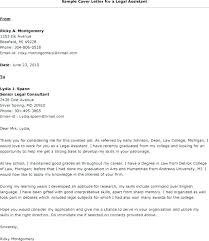 Sample Resume Law School Research Assistant Cover Letter Sample