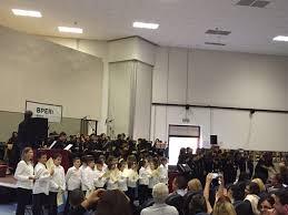 Concerto di fine anno dell'I.C. Matteotti di Aprilia