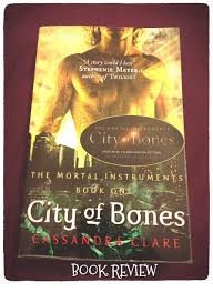 Book Movie Review  City of Bones YouTube