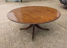 antique furniture warehouse large round georgian table