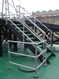 Maybe this is a good time to tell about handrail ideas. Diy Safety Barriers Handrails Temporary Balustrading