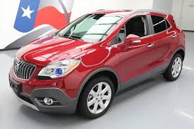 buick encore 2015 colors. 2015 buick encore leather awd sunroof nav rear cam 27k color red buick encore colors
