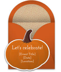 Free Online Thanksgiving Invitations Online Invitations From Thanksgiving Recipes Fall Party