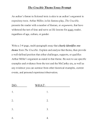 crucible essay topics co crucible essay topics