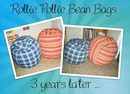 diy rollie pollie bean bag chairs dana made it 3 years
