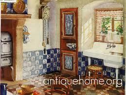 1930S Kitchen Design Impressive Design Ideas