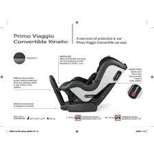 peg perego agio primo viaggio kinetic convertible car seat