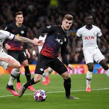 This is the new ebay. Rb Leipzig S Kit Leaves Fans Confused During Champions League Clash With Tottenham Football London