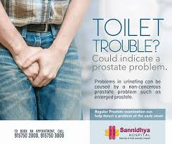 Did you know enlargement of the prostate... - Sannidhya Multi Speciality  Hospital | Facebook