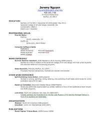Blog Archive The Evolution Of A Resume