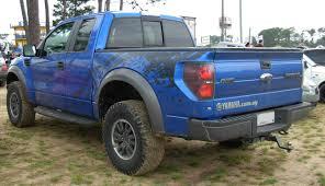 ford raptor 2015 blue. Modren Ford FileFord F150 Raptor SVT  Blue Rearjpg In Ford 2015 Blue A