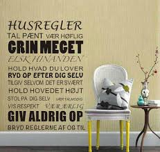 house rules wall stickers danish vinyl wall art for room decor wall sticker living room decorative wall decals wall decor stickers online with 12 57 piece  on house rules wall art suppliers with house rules wall stickers danish vinyl wall art for room decor wall