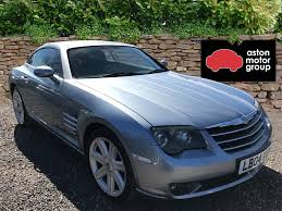 Used CHRYSLER CROSSFIRE Prices, Reviews, Faults, Advice Specs ...