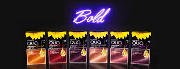 Olia Colour Chart Olia Oil Powered Hair Dye Garnier