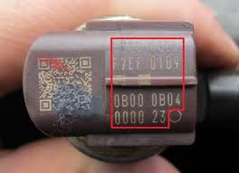 Identifying Calibration Codes On Common Rail Injectors