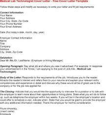 Medical lab technologist resume sample