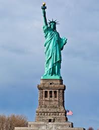 statue of liberty wallpaper widescreen