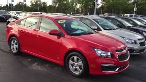 2015 Chevy Cruze RS Quick Tour / Overview - YouTube