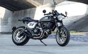 ducati launches scrambler cafe racer in india at rs 9 32 lakh