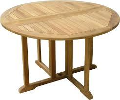 round teak table drop leaf teak table teak table top round